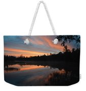 Beautiful Day's Promise Weekender Tote Bag