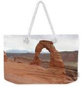 Beautiful Delicate Arch Weekender Tote Bag