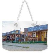 Beautiful Downtown Chicken-alaska Weekender Tote Bag