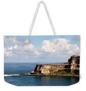 Beautiful El Morro Weekender Tote Bag
