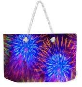 Beautiful Fireworks 10 Weekender Tote Bag