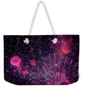 Beautiful Fireworks 12 Weekender Tote Bag