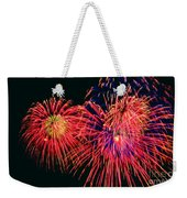 Beautiful Fireworks 14 Weekender Tote Bag