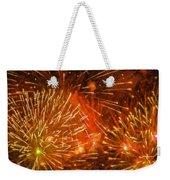 Beautiful Fireworks 4 Weekender Tote Bag