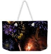 Beautiful Fireworks 5 Weekender Tote Bag