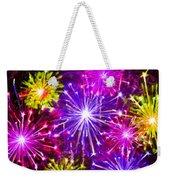 Beautiful Fireworks  6 Weekender Tote Bag