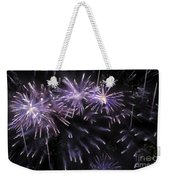Beautiful Fireworks 7 Weekender Tote Bag