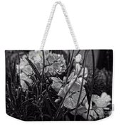Beautiful Floral Blossoms Weekender Tote Bag by Doc Braham