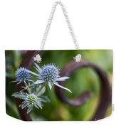 Beautiful Flower Buds Weekender Tote Bag