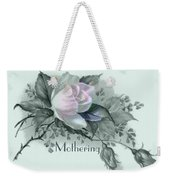 Beautiful Flowers For Mother's Day Weekender Tote Bag