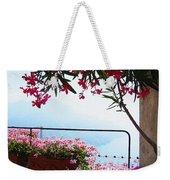 Beautiful Flowers Of Ravello Italy Weekender Tote Bag