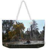 Beautiful Fountain In Lal Bagh Weekender Tote Bag