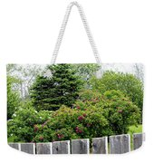 Beautiful Front Yard - Roses - Trees Weekender Tote Bag