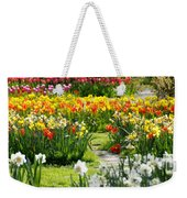 Beautiful Garden Weekender Tote Bag