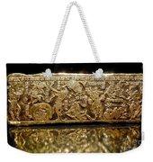 Beautiful Golden Glow Weekender Tote Bag