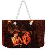 Beautiful Gossipers Weekender Tote Bag