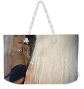 Beautiful Hair Weekender Tote Bag