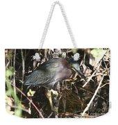 Beautiful Heron Weekender Tote Bag