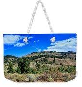 Beautiful Hillside Weekender Tote Bag