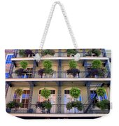 Beautiful Hotel In New Orleans Weekender Tote Bag