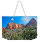 Beautiful Kolob Canyon Weekender Tote Bag