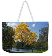 Beautiful Lake Como Weekender Tote Bag