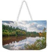 Beautiful Lake Reflections Weekender Tote Bag