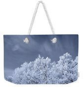 Beautiful Landscape With A Stormy Wind Weekender Tote Bag