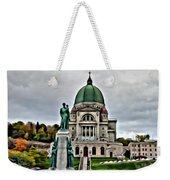 Beautiful Montreal Church Weekender Tote Bag