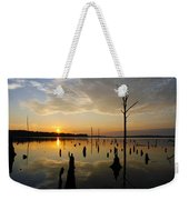 Beautiful Morning Weekender Tote Bag