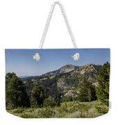 Beautiful Mountains Weekender Tote Bag
