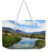 Beautiful New Zealand Weekender Tote Bag