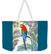 Beautiful Parrot For Someone Special Weekender Tote Bag