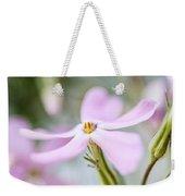 Beautiful Pink Spring Flowers Weekender Tote Bag