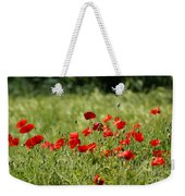 Beautiful Poppies 1 Weekender Tote Bag