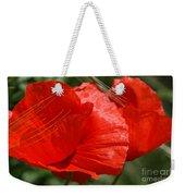 Beautiful Poppies 10 Weekender Tote Bag
