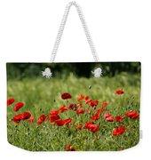 Beautiful Poppies 3 Weekender Tote Bag