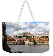 Beautiful Prague Weekender Tote Bag