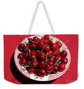 Beautiful Prosser Cherries Weekender Tote Bag