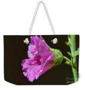 Beautiful Purple Flower Weekender Tote Bag