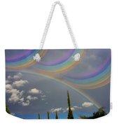 Beautiful Rainbows Weekender Tote Bag