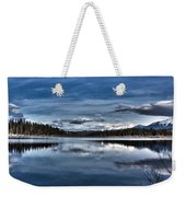 Beautiful Rainy Lake Weekender Tote Bag