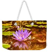 Beautiful Reflections Weekender Tote Bag