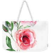Beautiful Roses Flowers Weekender Tote Bag
