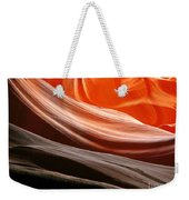 Beautiful Sandstone Layers Weekender Tote Bag