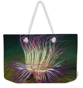 Beautiful Sea Anemone 1 Weekender Tote Bag by Lanjee Chee