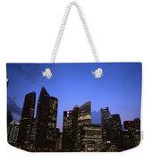 Beautiful Singapore Weekender Tote Bag