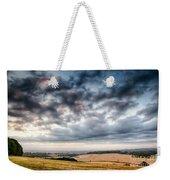 Beautiful Skies Over Farmland Weekender Tote Bag
