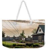 Beautiful Sky Weekender Tote Bag