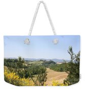 Beautiful Spot - Crete Senesi Weekender Tote Bag